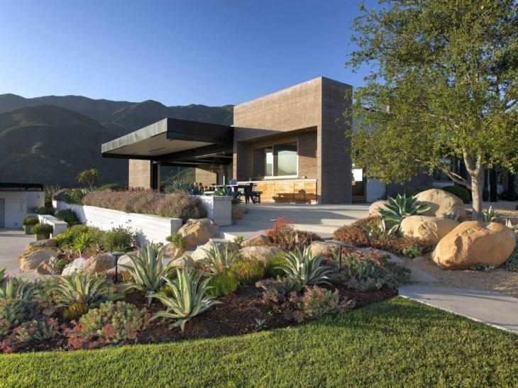 grandes piedras estilos colores casas