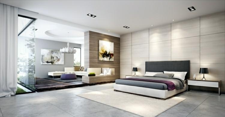 grises paredes salidas estilos lineas