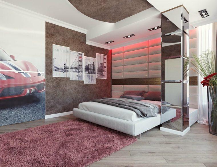 Dormitorios juveniles originales estilos para cada - Habitaciones juveniles con estilo ...