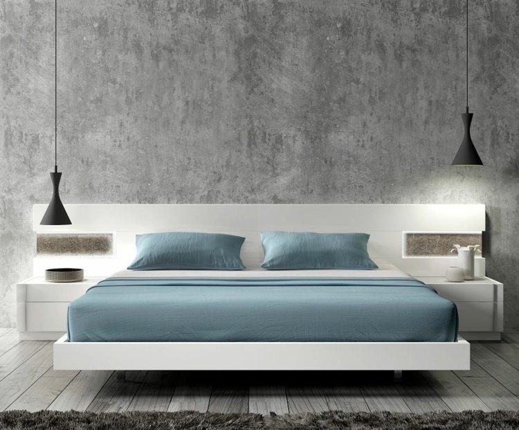 hormigon detalles paredes soluciones muebles colores