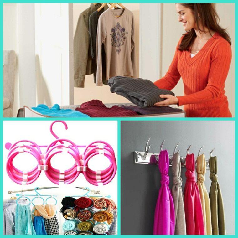 Como organizar un armario 50 ideas tiles y pr cticas - Ideas para organizar armarios ...