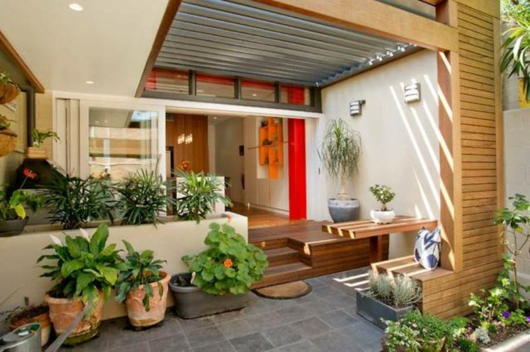 Ideas para decorar terrazas modernas veintid s dise os - Ideas decorar terraza ...