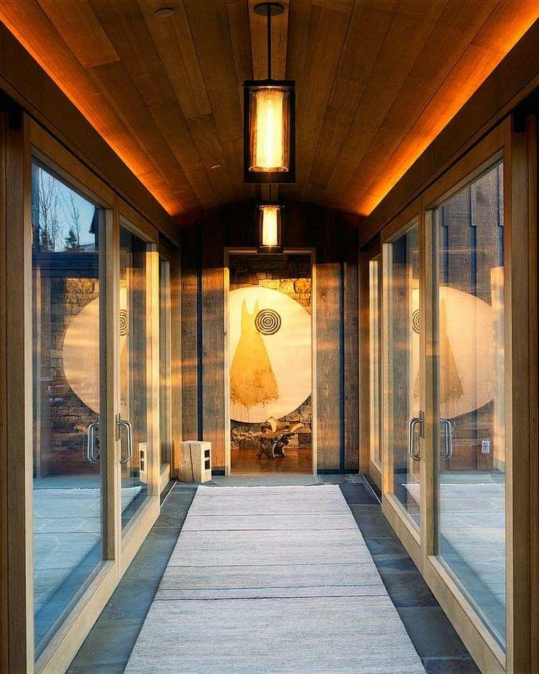 Luz led 100 interiores con dise o espectacular - Iluminacion de techos ...