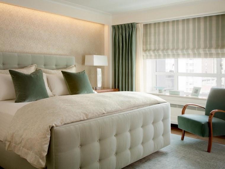 iluminacion led opciones interiores dormitorio colores apagados ideas