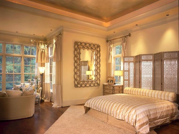 iluminacion led opciones interiores espejo original dormitorio ideas