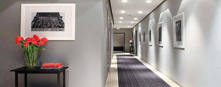Luz led 100 interiores con dise o espectacular - Focos pasillo ...
