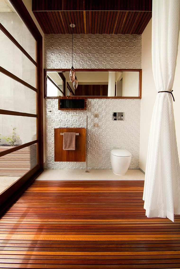 imagenes impactantes banos espejo lavabo ideas