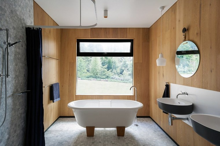 Imagenes impactantes de baños modernos esta temporada