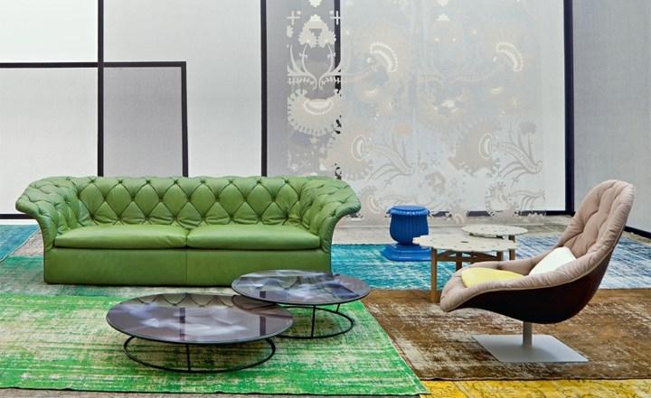 instantes verdes conceptos puentes mesas