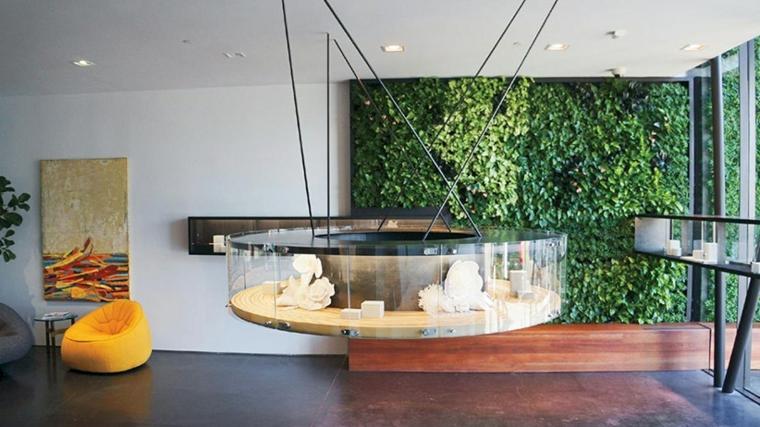 interior estilo contemporáneo moderno