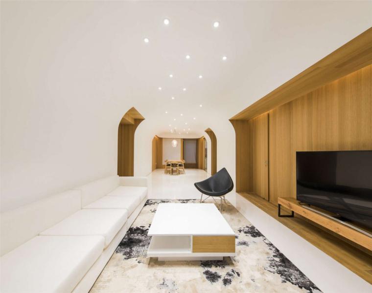 interior salon sala de estar