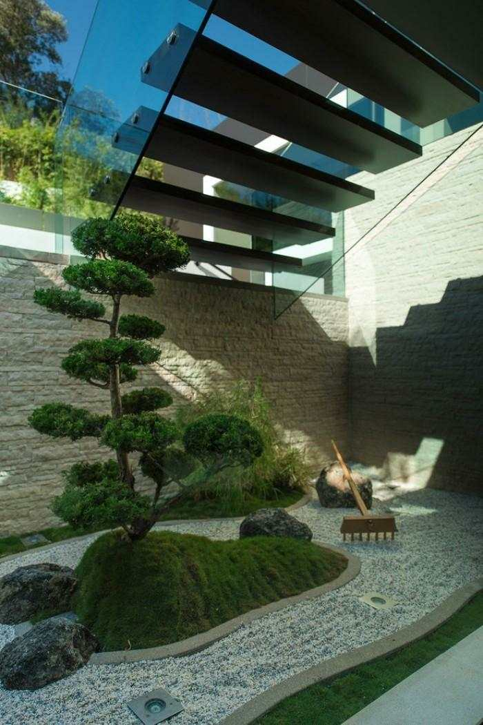 Jardin zen sitios para meditaci n m s all del espacio - Espacio zen ...