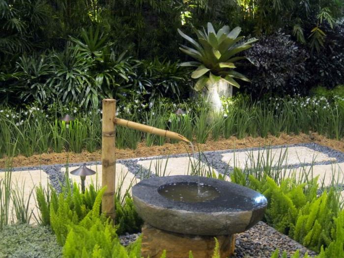 Jardin zen sitios para meditaci n m s all del espacio - Arena jardin zen ...