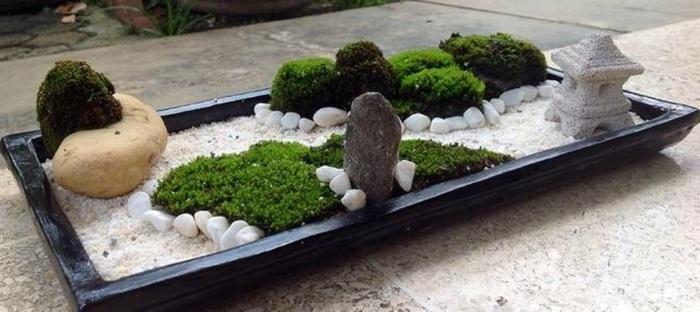 Jardin zen sitios para meditaci n m s all del espacio - Jardines zen pequenos ...