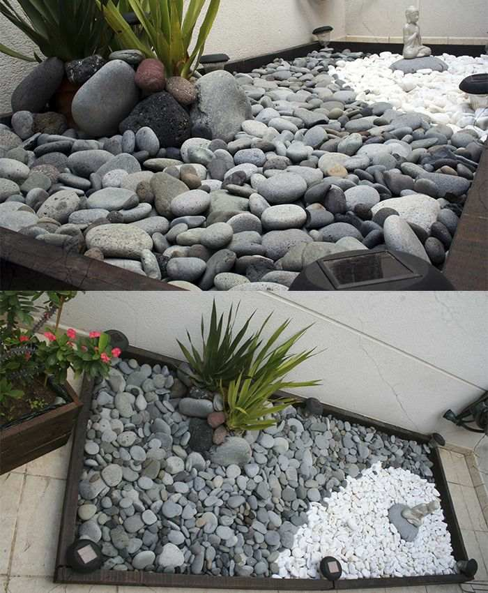 Awesome photos jardin zen ideas for Arena jardin zen