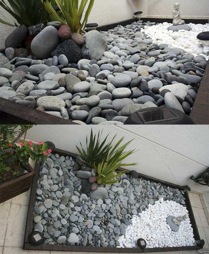 Jardin zen sitios para meditaci n m s all del espacio for Piedras de jardin decorativas