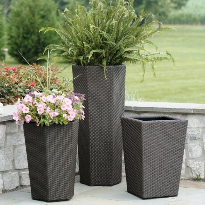 jardineras ideas estilos conceptos conceptos flores