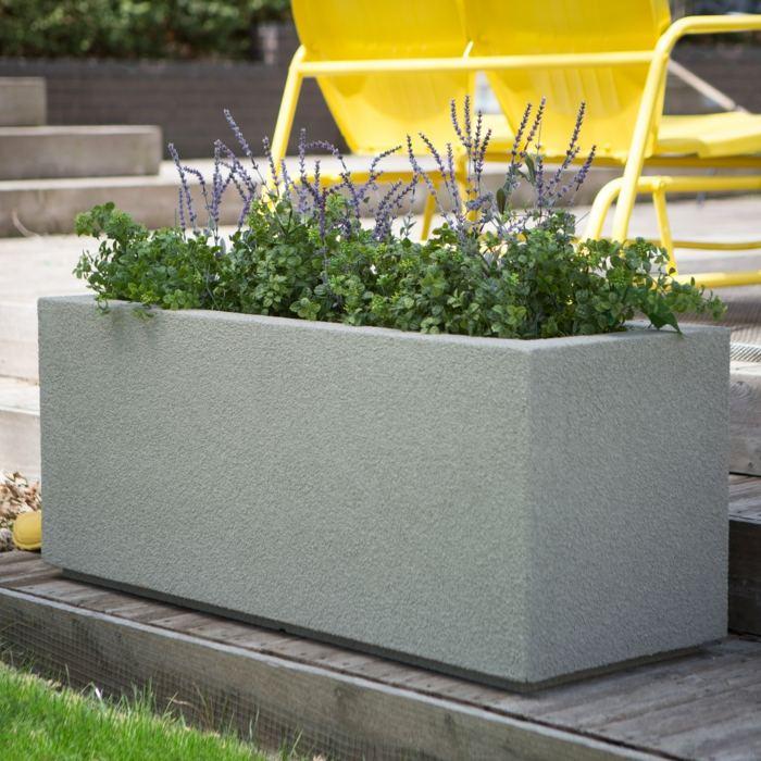 jardineras ideas estilos conceptos sillones alargadas
