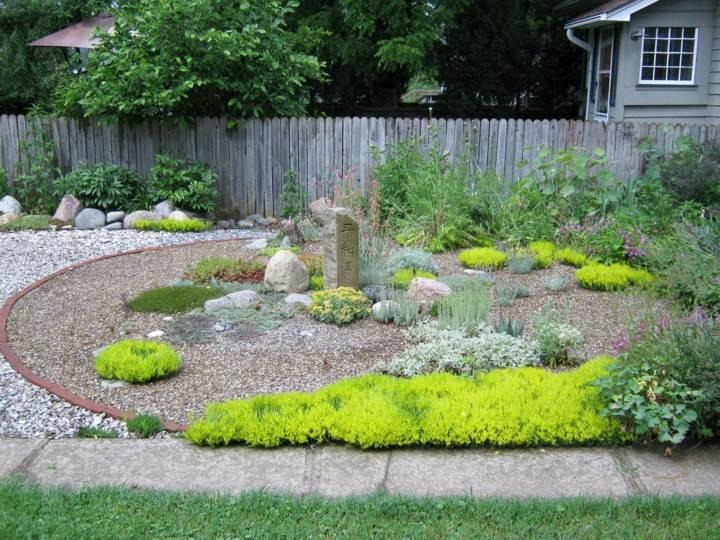 jardines mantenimiento amarillo conceptos fresco