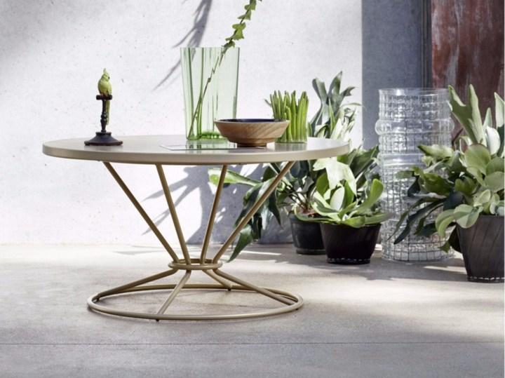 jardines mobiliario contextos muebles mesas cafe