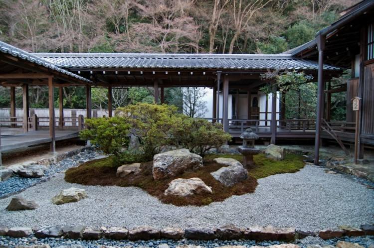 jardines piedras rocas estilo zen