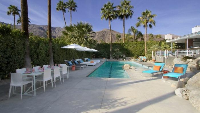 jardines verticales piscina salones muros