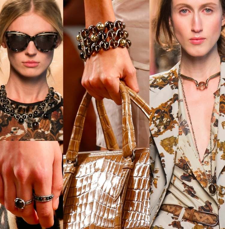 joyas tendencias 2016 brazaletes collares ideas