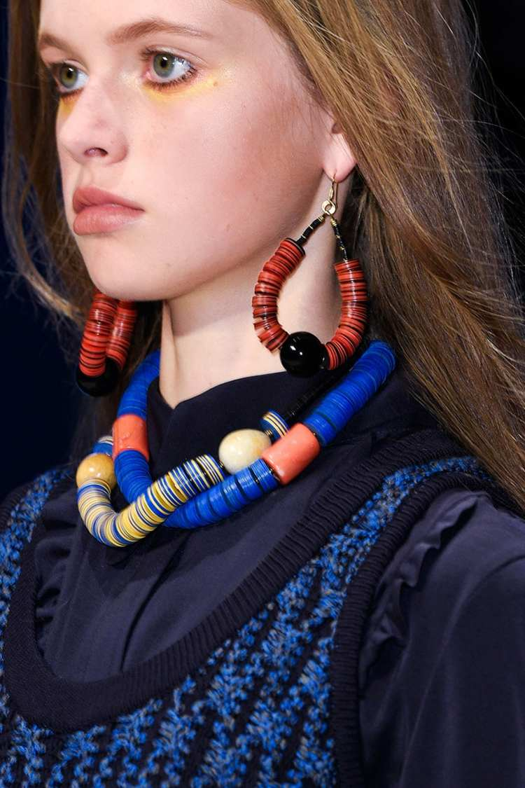 joyas tendencias 2016 color azul moderno ideas