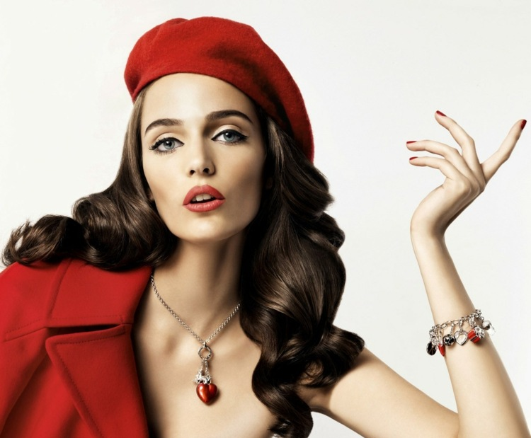 joyas tendencias 2016 rojo vibrante ideas