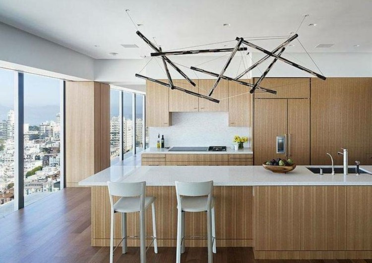lámpara comedor diseño estilo contemporáneo