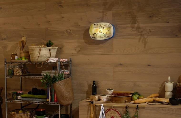 lamparas pared opciones iluminar cocina ideas