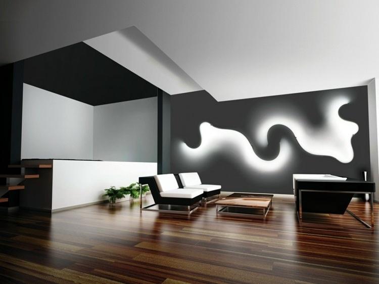 lamparas Led diseño interiores