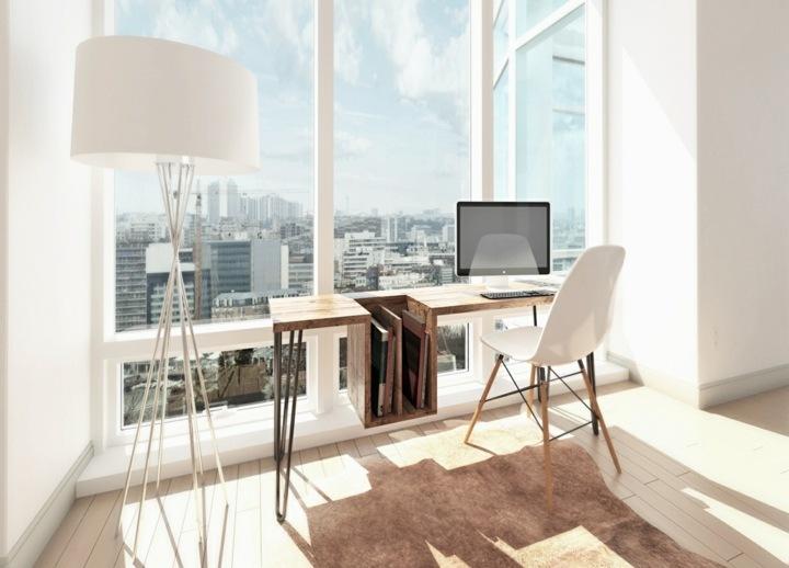 lamparas salidas muebles elementos cristales