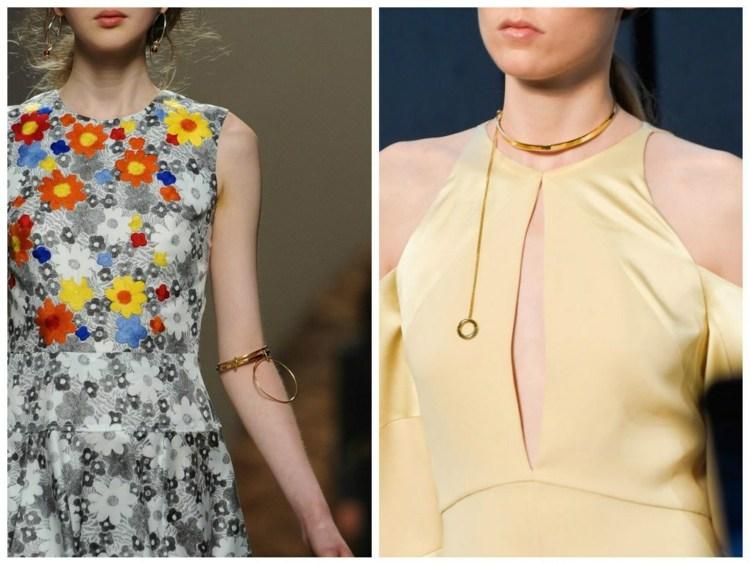las mejores ideas joyas semana moda nueva york modernas