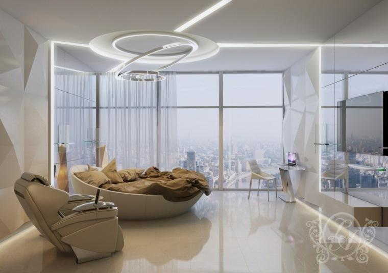 diseño life arch cama lujosa