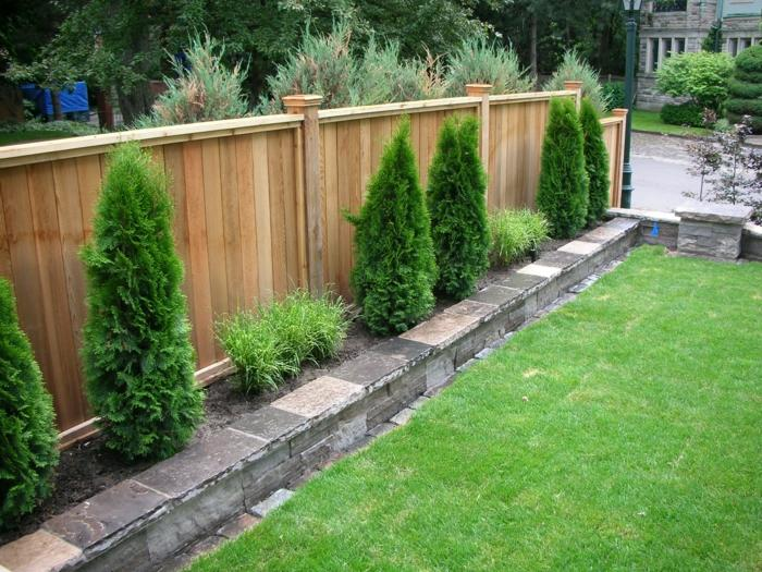 Cerramientos jardin y espacios llenos de intimidad y estilo for Cercados jardin