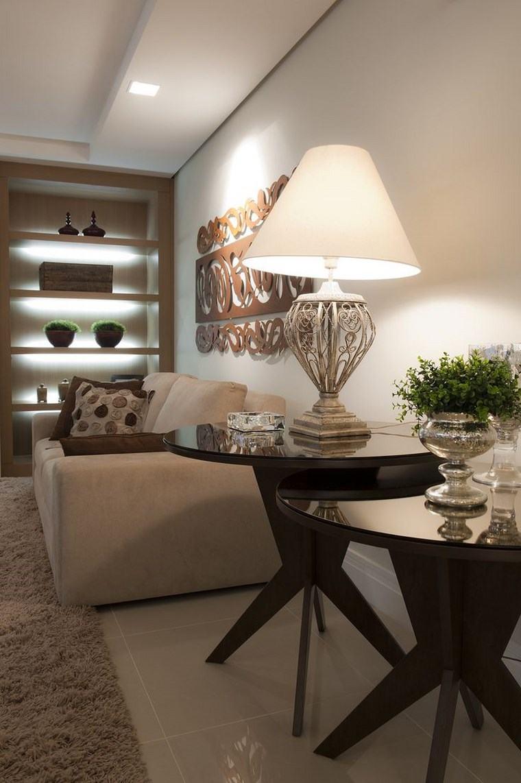 luz led opciones interiores estantes iluminados ideas