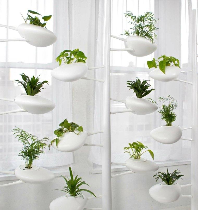 Cultivo hidroponico moderno y dise os de jardines verticales - Jardin hidroponico ...