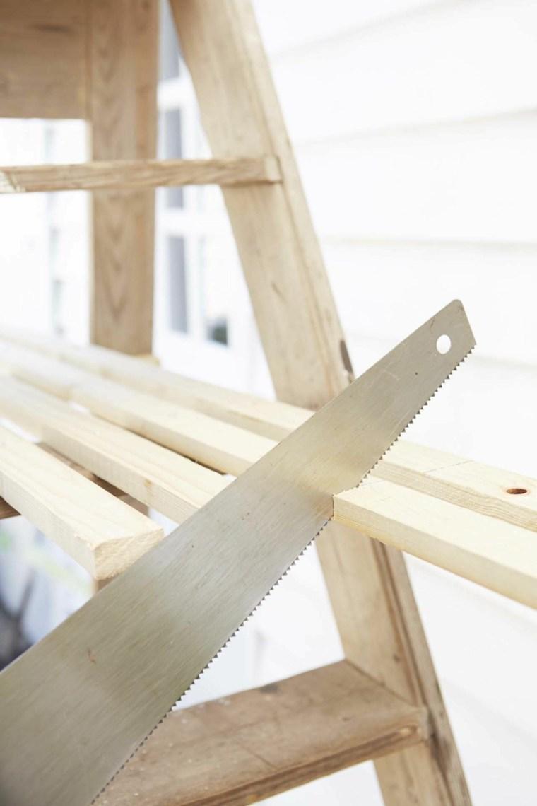 maceteros paso quinto cortar madera ideas