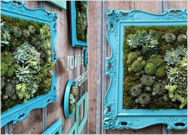 Jardines verticales ideas interesantes para el interior for Imagenes de jardines verticales pequenos
