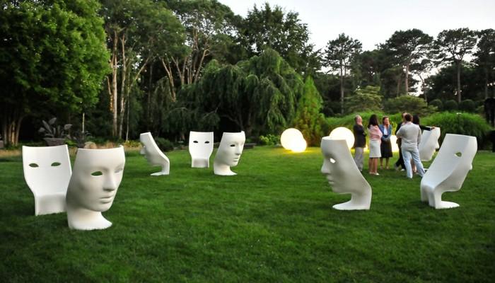 mascaras jardines pueblos colores faces