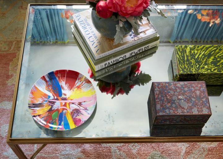 mesas de centro decoracion estilos metales
