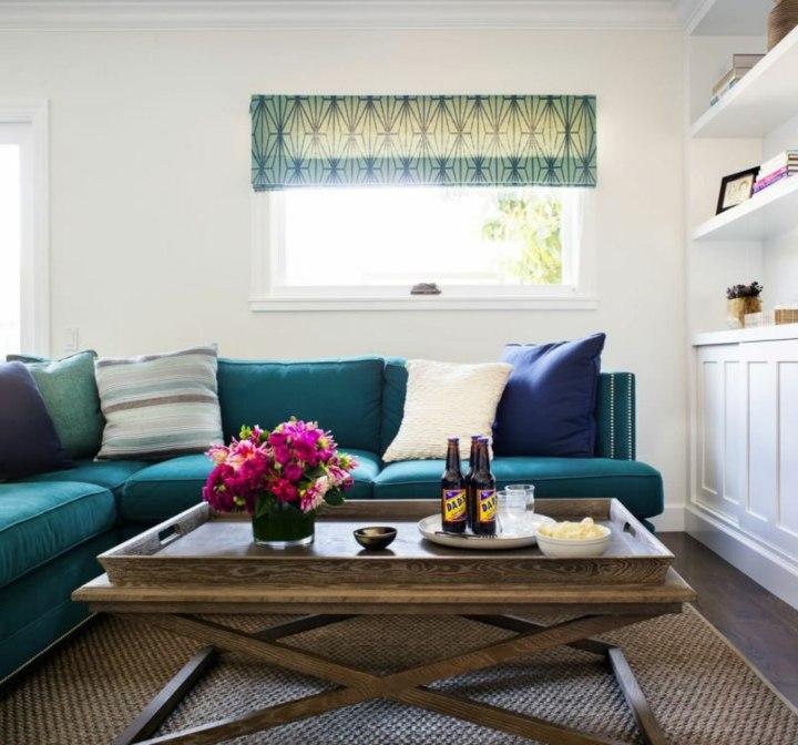 mesas de centro lineas efectos cortinas