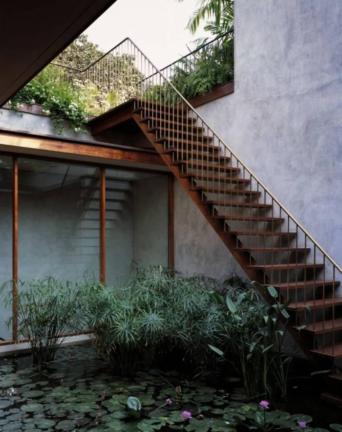 metales casas compuertas mecheros macetas