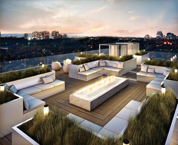 mobiliario combinaciones verdes salones casas