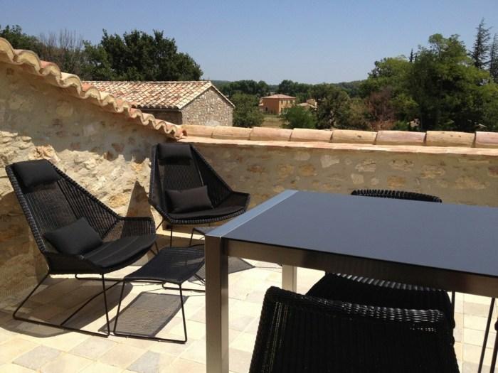 mobiliario estilos cuerrdas salas tejados