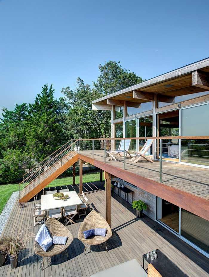 mobiliario terrazas ideas salones puertas claridad