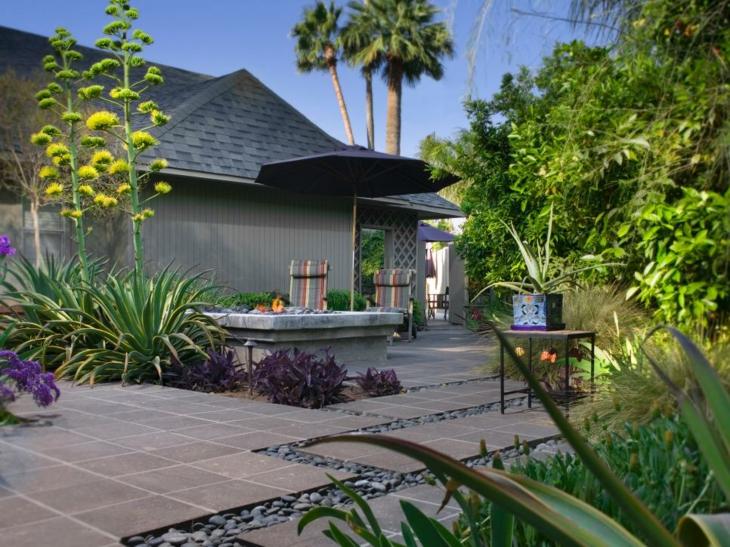 modernos patio condiciones salas colores