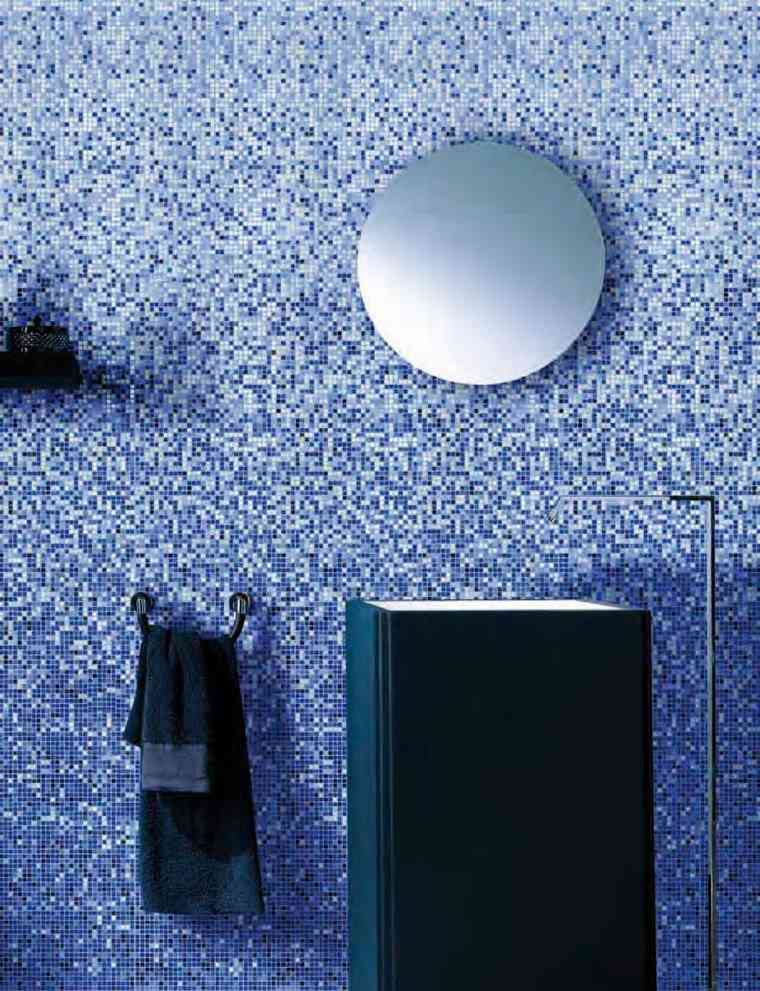 mosaicos bano moderno diseno atractivo ideas