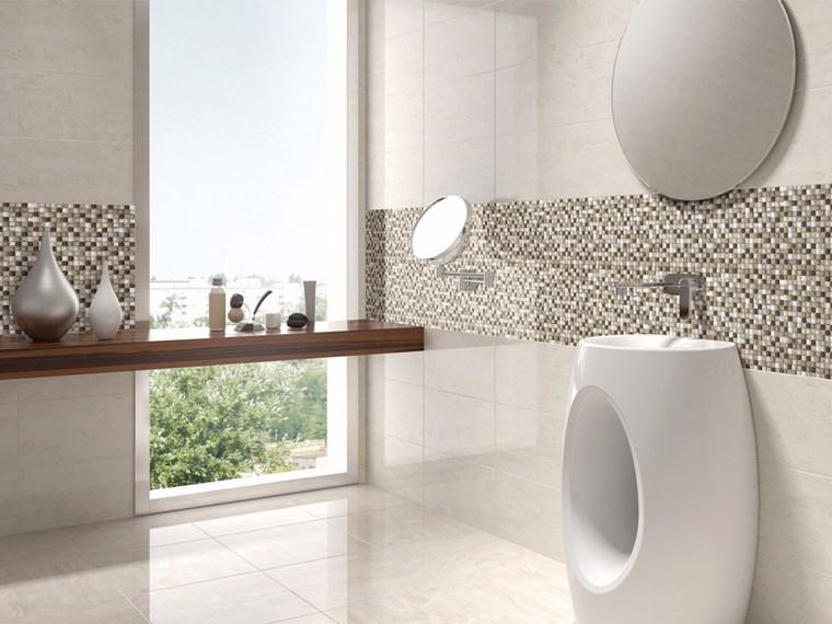 Lavabos artesanales cheap lavabos artesanales with for Mosaicos banos modernos